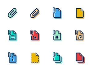Free File Attachment Icons