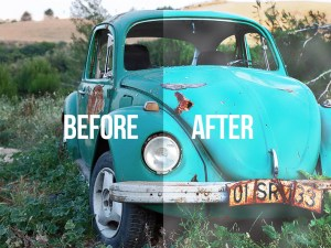 Free HDR Effect Photoshop Action