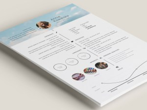 Free Timeline Resume Template