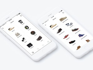Simple Mobile E-commerce UI Kit