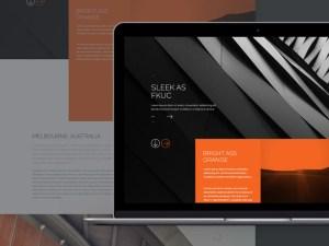 Trans Free Modern HTML5 CSS Template