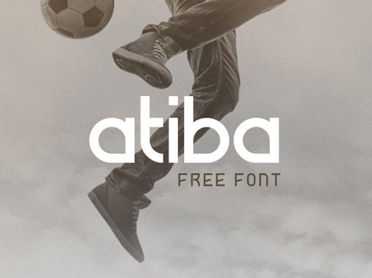 Atiba Free Typeface
