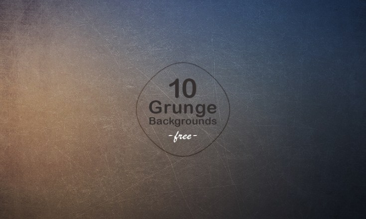 10 Free Grunge Blurred Backgrounds