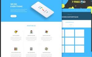 Anduous Flat Agency Website