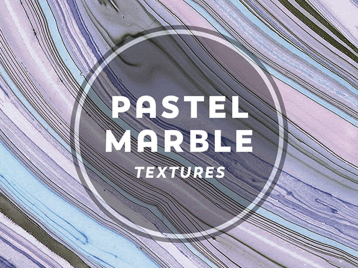 Pastel Marble Textures