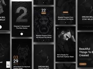Cover App UI Kit