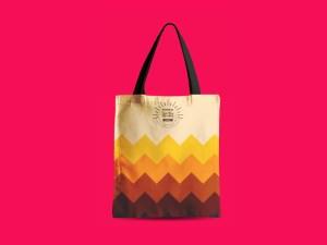 Free High Quality Tote Bag Mockup