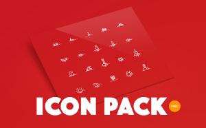 Free Holidays Icon Set