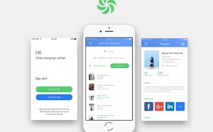 Job App UI Design