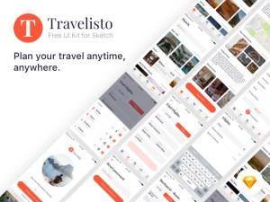 Travelisto UI Kit