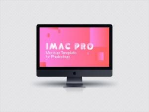 iMac Pro 2017 Mockup