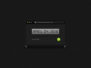 Free Countdown UI Template