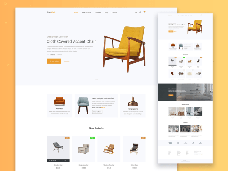 Furn - Free Furniture HTML Ecommerce Template
