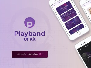 Payband Fee Music UI Kit