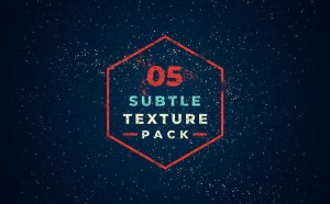 5 Free Subtle Vector Texture Pack