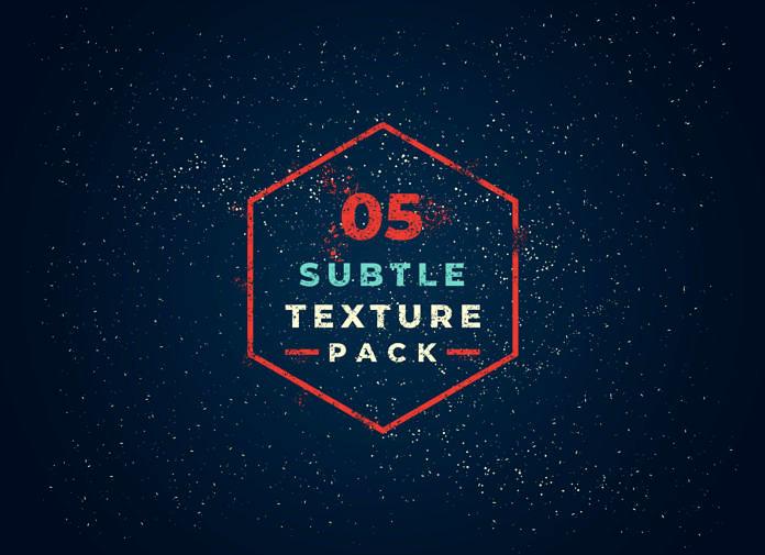 5 Free Subtle Vector Texture Pack