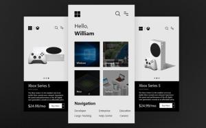 Microsoft Mobile Store Concept