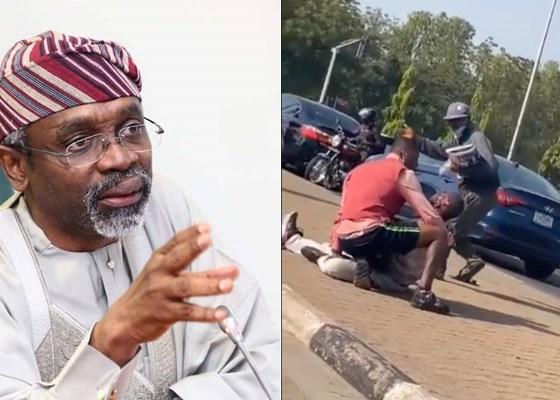 Femi Gbajabiamila's security aide killed the newspaper vendor