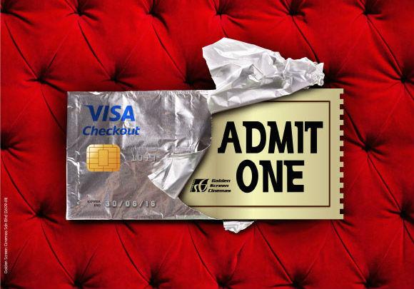 Free GSC Movie Ticket