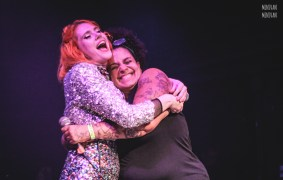 Kate Nash and Kimya Dawson
