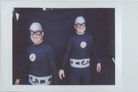 Christian Jacobs (of The Aquabats!)