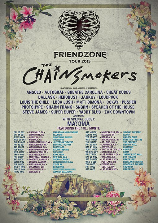 chainsmokers-feindzone-tour