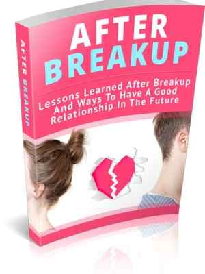 After Breakup eBook Free BSG
