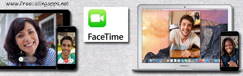 facetime for clear video calls.