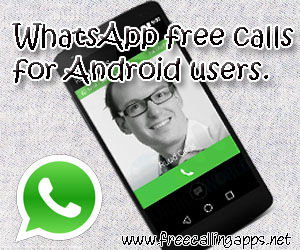 whatsappfreecalls