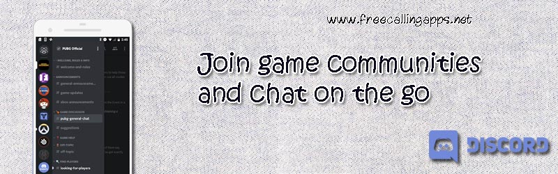 discord chat app