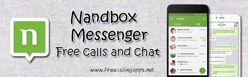 nandbox messenger