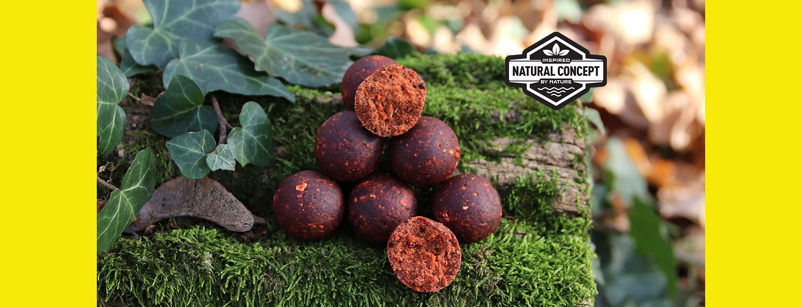 banner boilies natural
