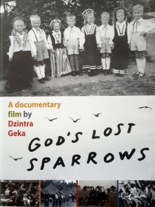 gods lost sparrows