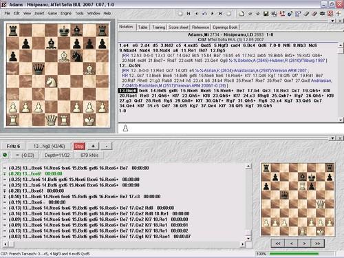 Chessbase Light 2007