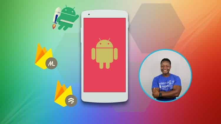 The Comprehensive Android Development Masterclass