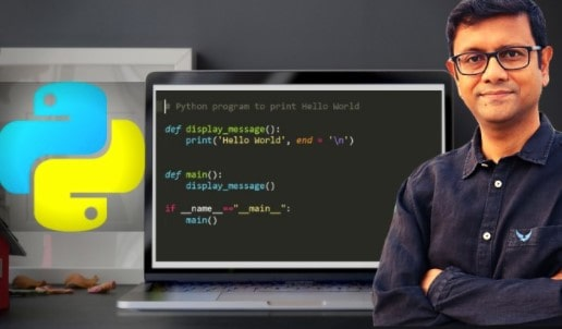 Python 3 Masterclass step by step with coding exercises