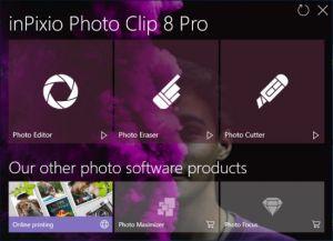 InPixio Free Photo Editor