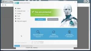 ESET NOD32 Antivirus 12.1.31.0 Crack + Full Version 2019 Free