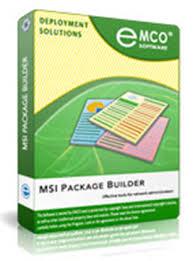 EMCO MSI Package Builder Crack