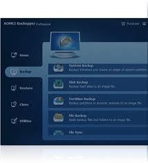 AOMEI Backupper Pro 5.2.0 Crack