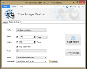 Free Image Resizer