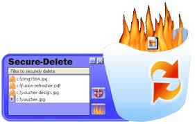 Secure File Deleter