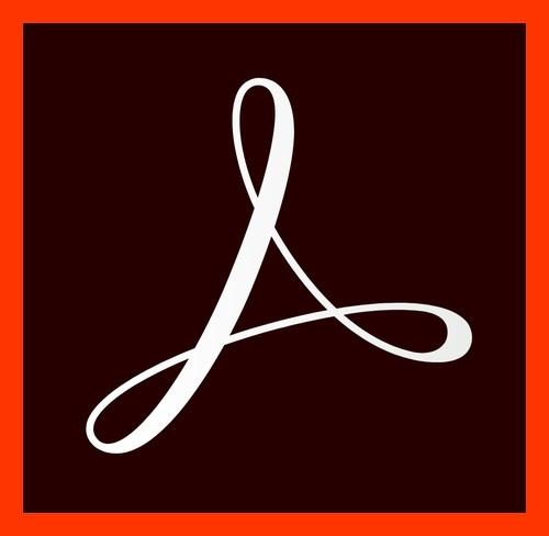 Adobe Acrobat Pro Dc 2019