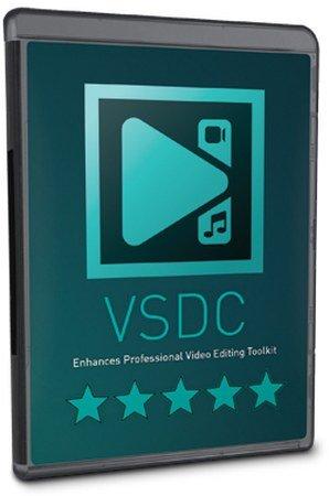 VSDC Free Video Editor 6.3.1.928 Crack