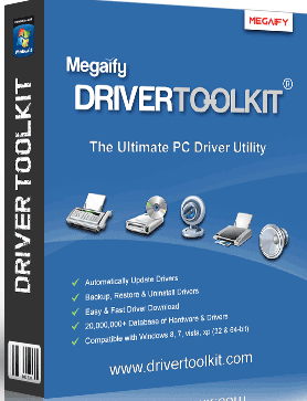 Driver Toolkit 8.5 Crack Serial key 2016 Get Here