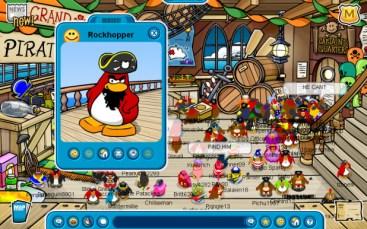 club penguin game