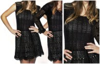 Crochet Dress with the Free Pattern: See 2 models of dresses