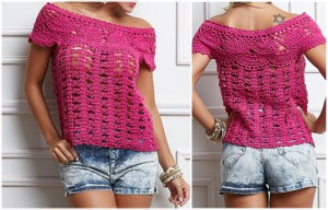 Crochet Summer Top: Learn how to stay in fashion – Yarn of Crochet