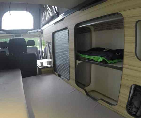 Amenagement_van_South-West-2 L'aménagement van South-West, pour des road-trips à 4 !
