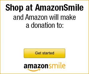 Contribute through Amazon Smile Button